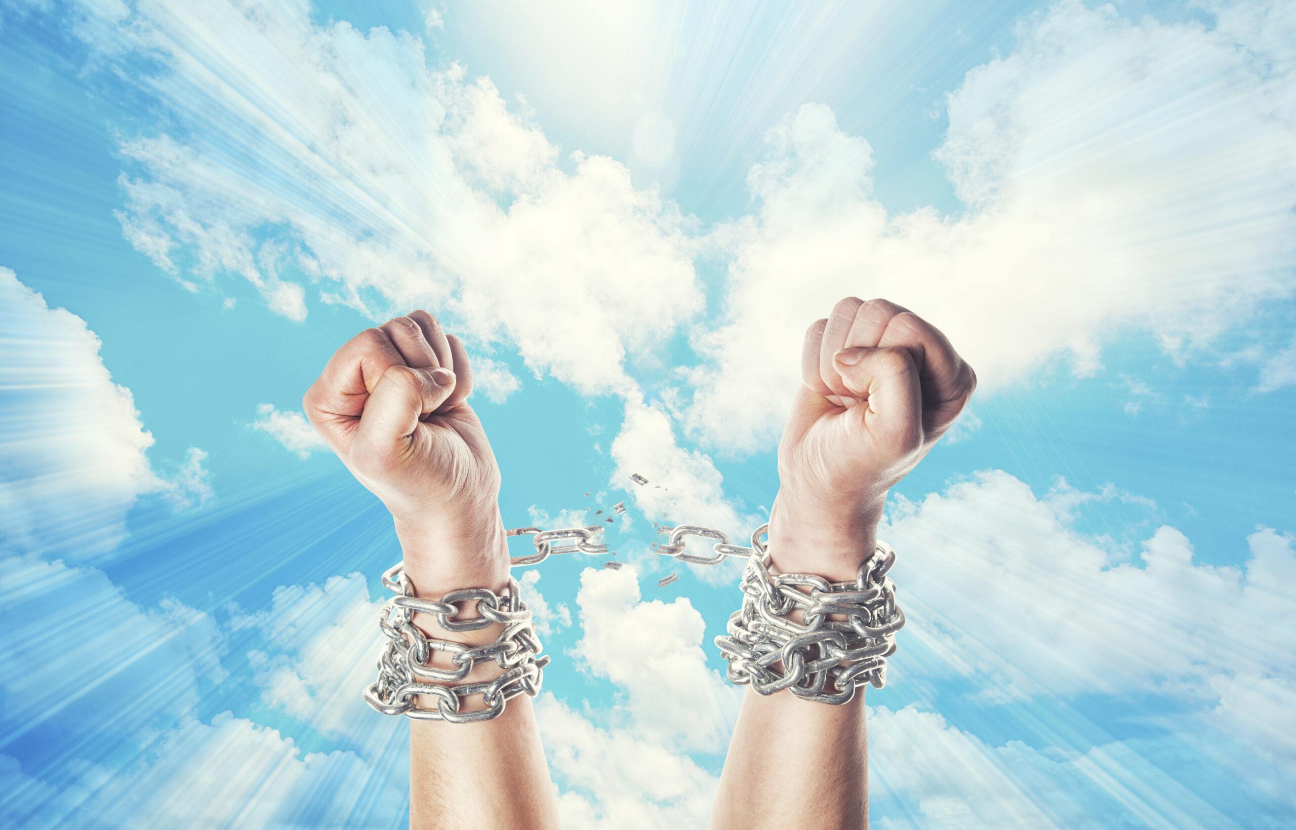 God's Power To Break Free of Sex Addiction!