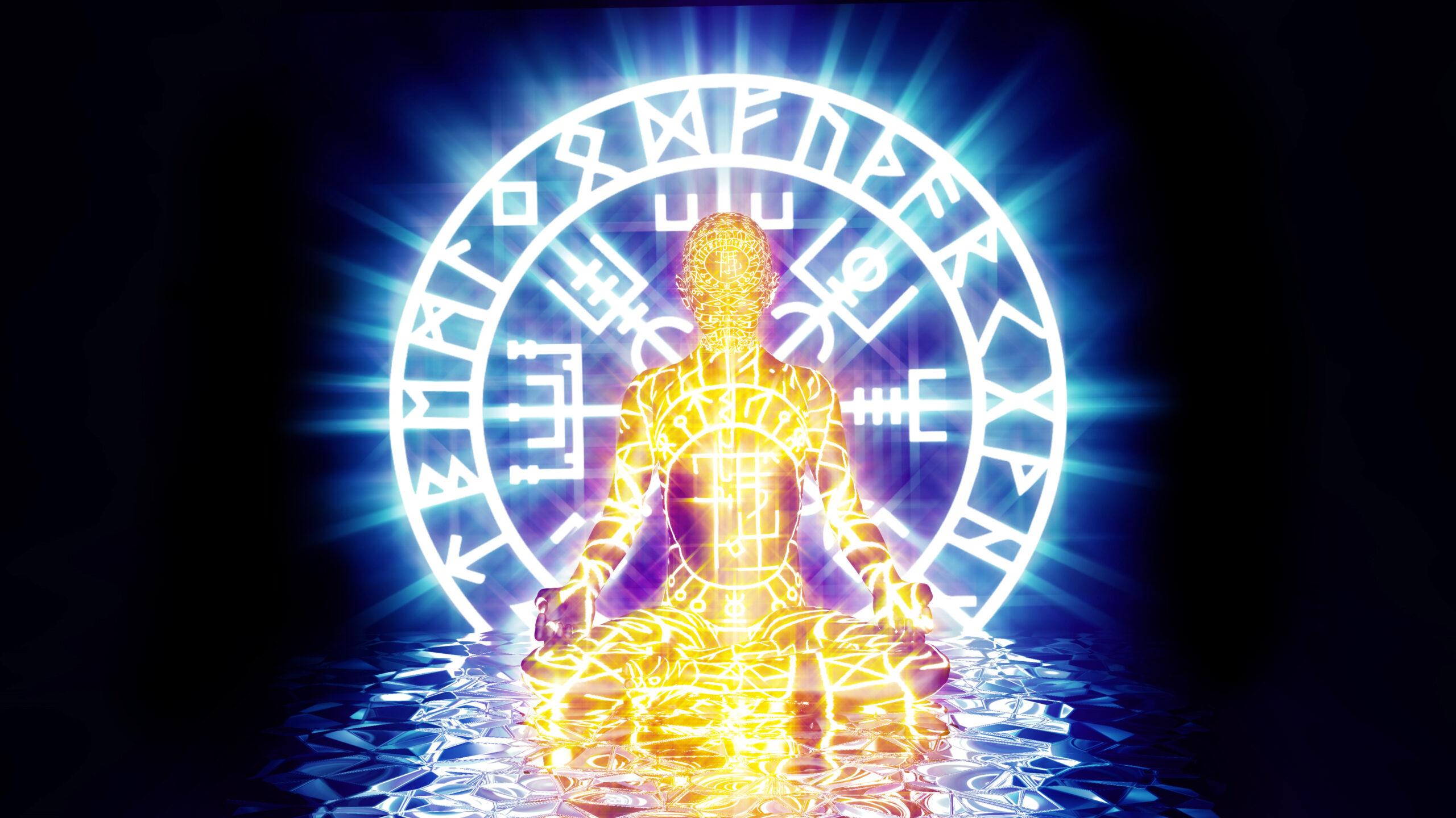 Divine Spiritual Power Attunement
