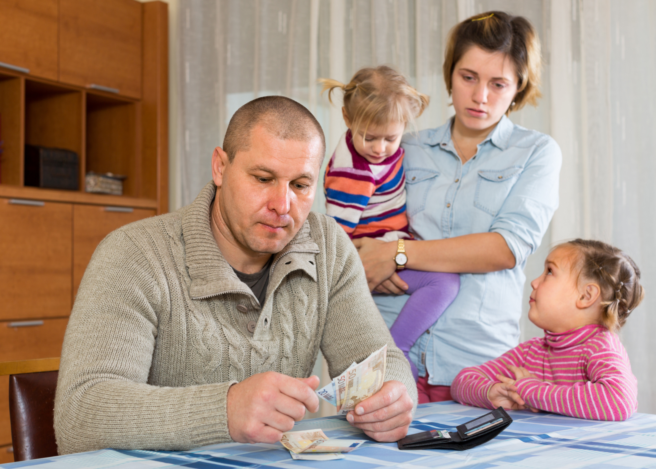 Family Needs Money