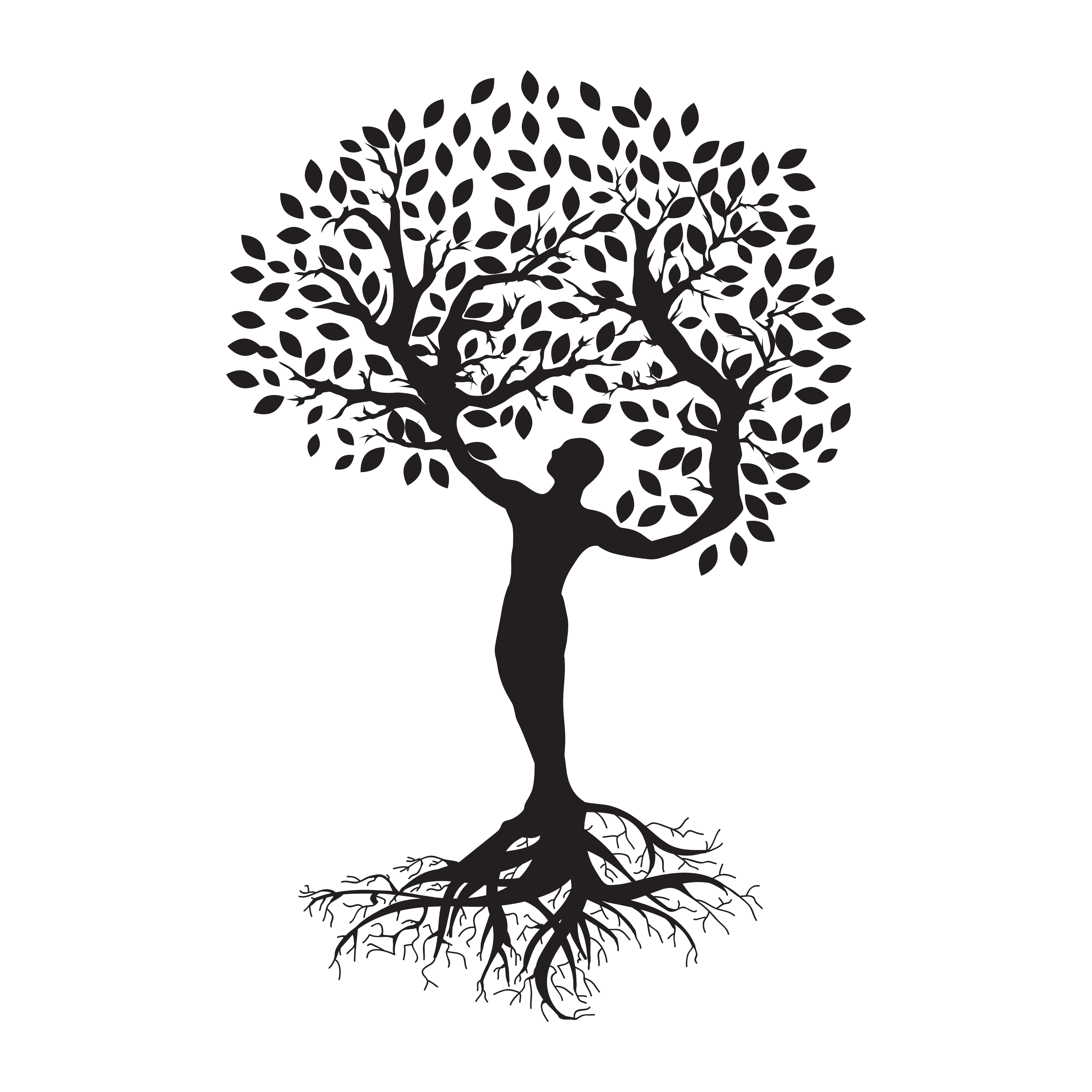 Our body is like a tree