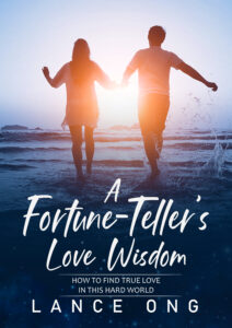 A Fortune Tellers Love Wisdom Book Cover